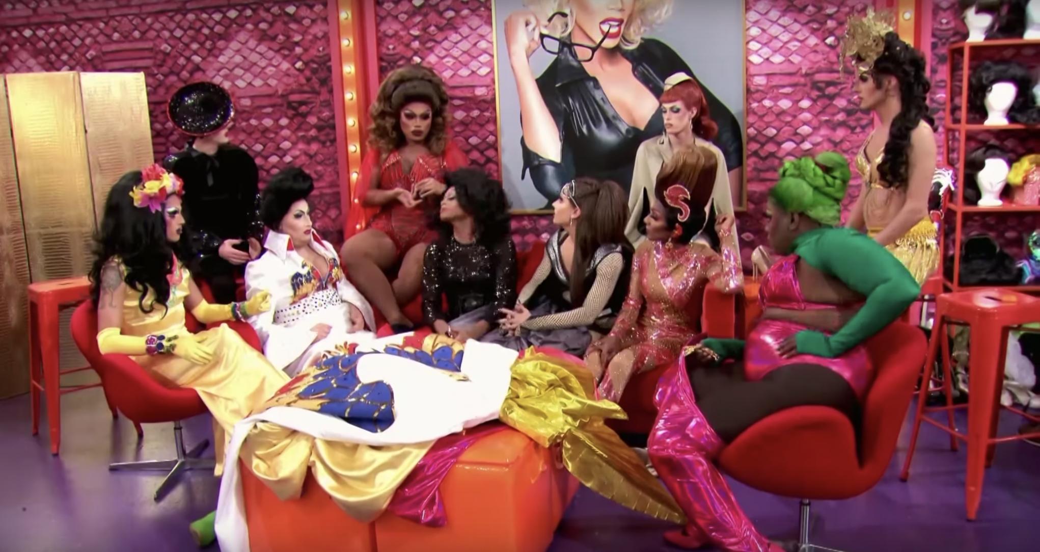 RuPaul's Drag Race Season 12 Episode 6