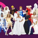 The cast of 'Canada's Drag Race'