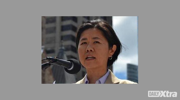 Councillor Kristyn Wong-Tam says the OMB ruling is the worst she's seen since she was elected t...