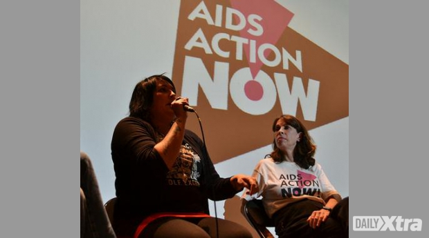 AIDS Action Now's Zoë Dodd says all Canadians should be outraged that Bill-C-398 was defeated.