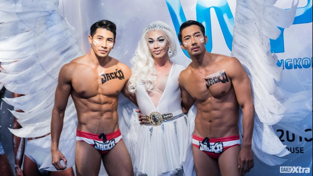 Celebrating New Year's Eve at White Party Bangkok | Daily Xtra